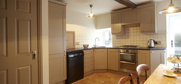 Chapel Cottage Kitchen
