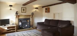 Chapel Cottage Lounge Area
